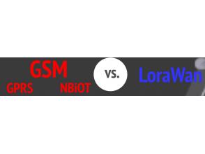 Сравнение технологий передачи данных GSM NBiOT и LoraWan