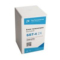 Блок телеметрии  ББТ-4-2х (для счетчиков газа с импульсным выходом)