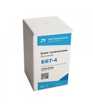 Блок телеметрии  ББТ-4 (для счетчиков газа с импульсным выходом)