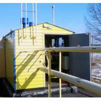 Система автоматизации и телеметрии ГРП 2 линии редуцирования  автономная работа от солнечной батареи LiFePO4